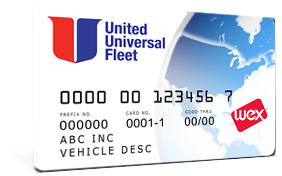 Our united universal fleet card