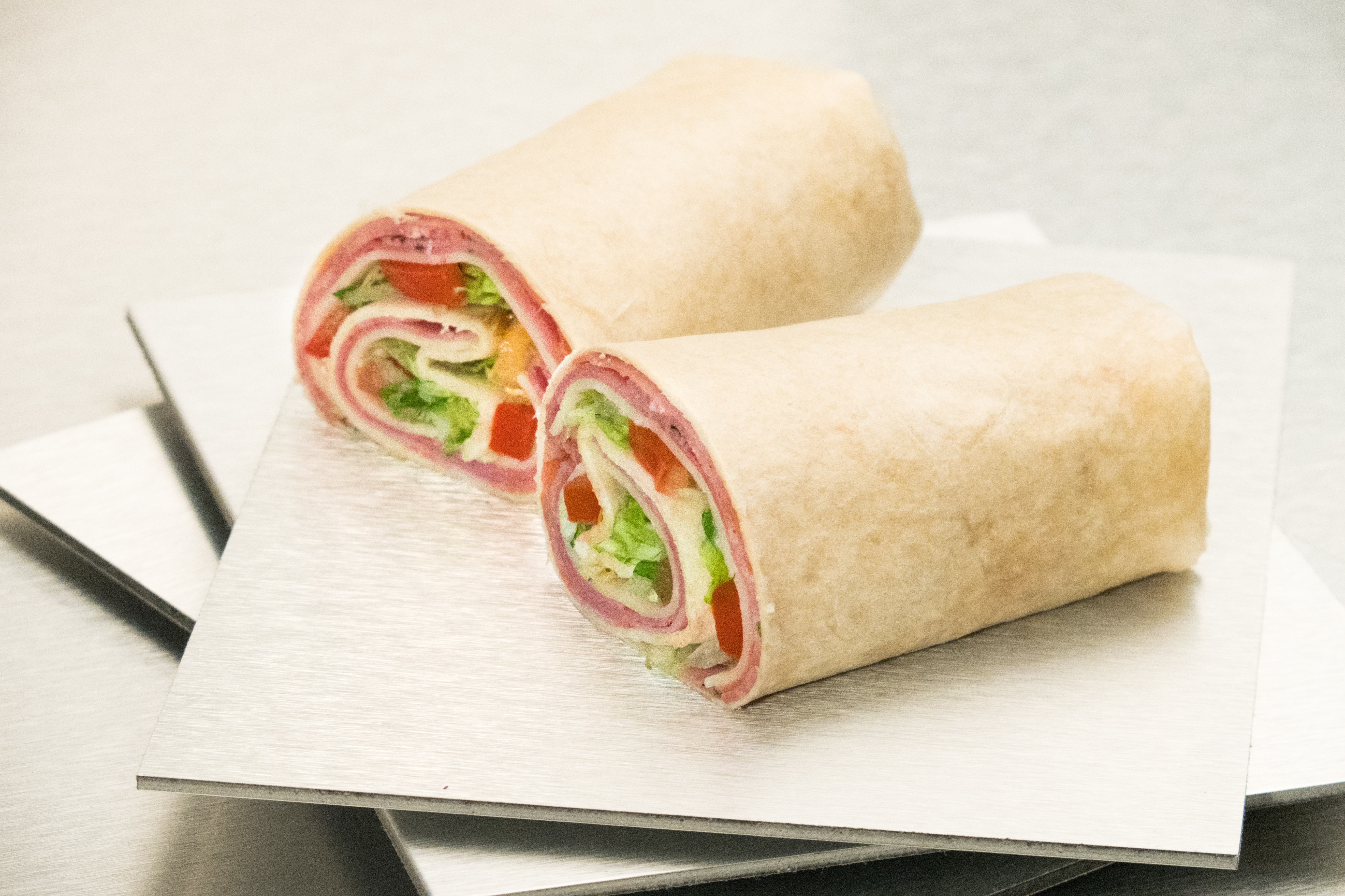 Our wrap selection