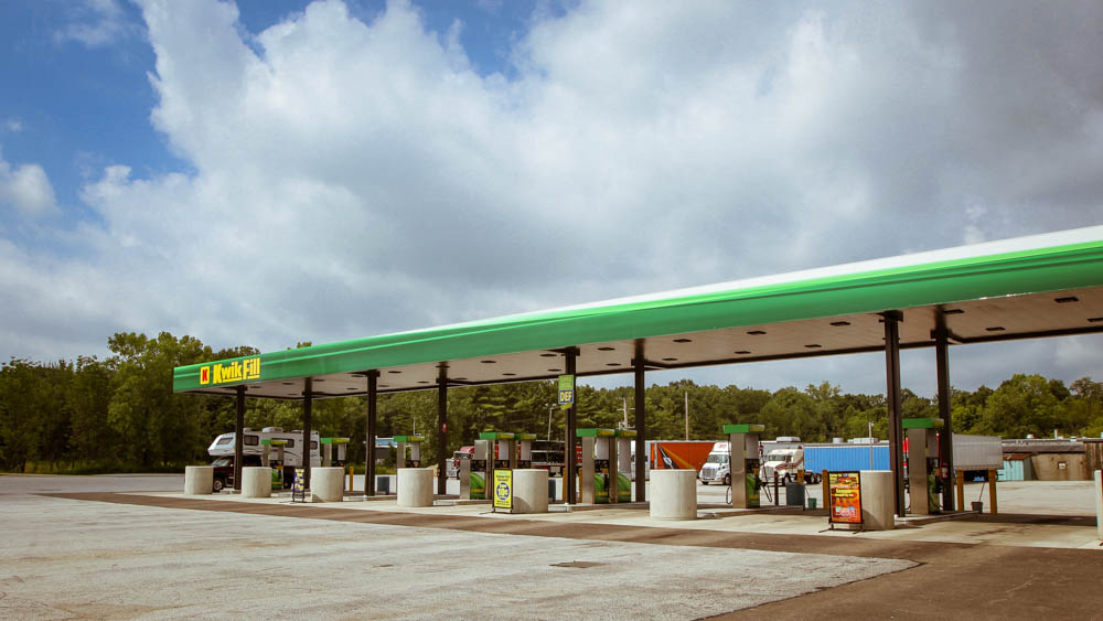 kwik fill truck stops - Are Gas Stations Open On Christmas