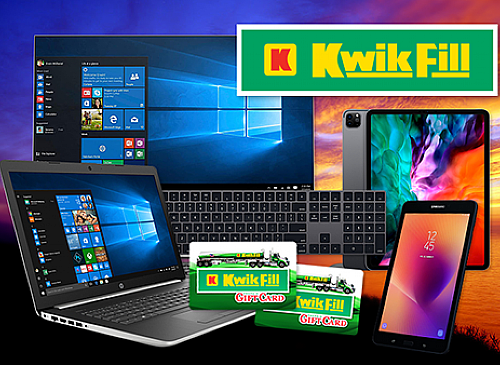 2020 Kwik Fill Summer's End Giveaway