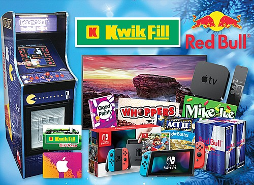 2019 Kwik Fill Red Bull Cabin Fever Giveaway