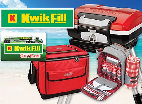 2020 Kwik Fill Picnic Pack Giveaway