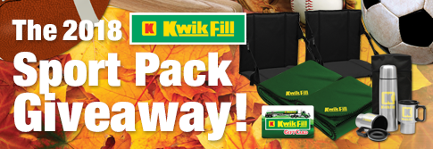 Kwik fill com driving america sweepstakes