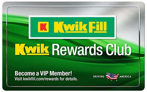 KWIK REWARDS CLUB