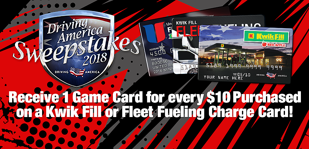 2018 KFDAS Charge Card & Fleet Fueling