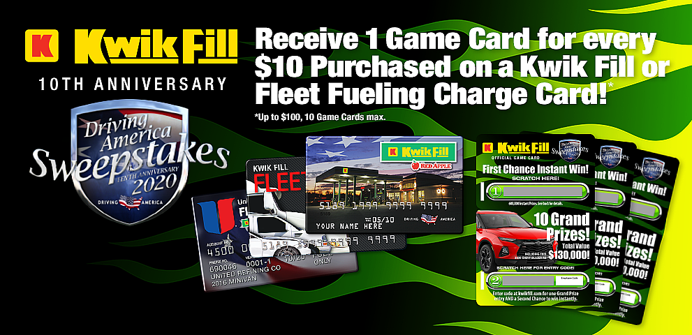 06-2020 KFDAS - Charge Card & Fleet Fueling