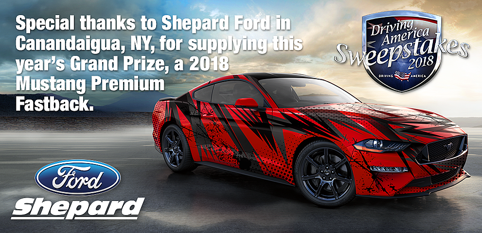 Special Thanks - Shepard Ford